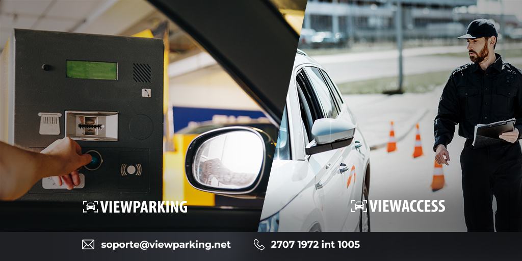 login soporte viewparking